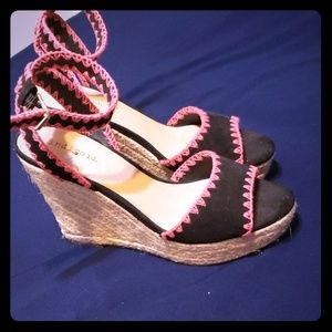 """Casual wedges 4"""""""